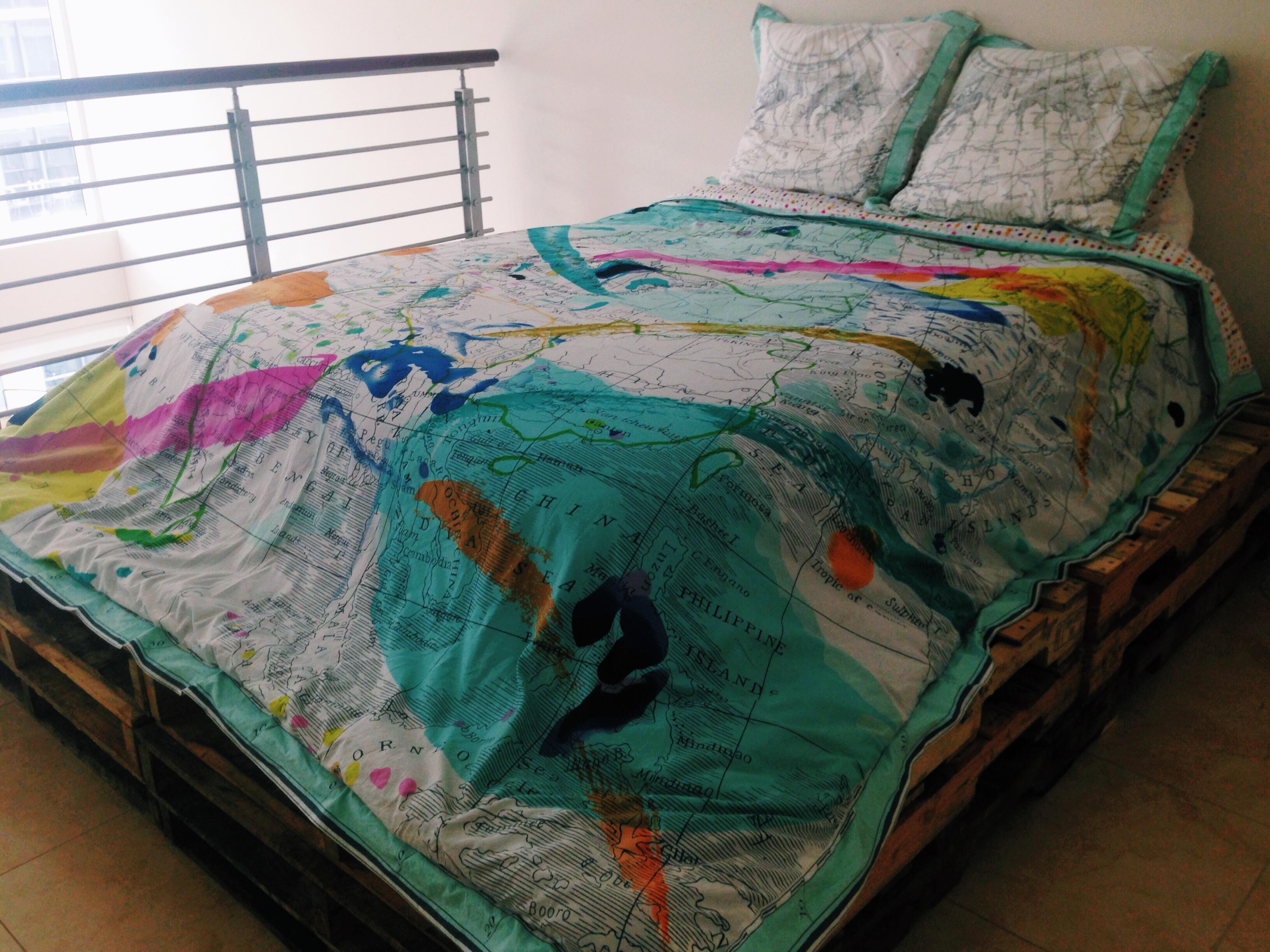 Pallet Bedroom Furniture Lets Make A Bed Frame Out Of Pallets Aka Furniture On The