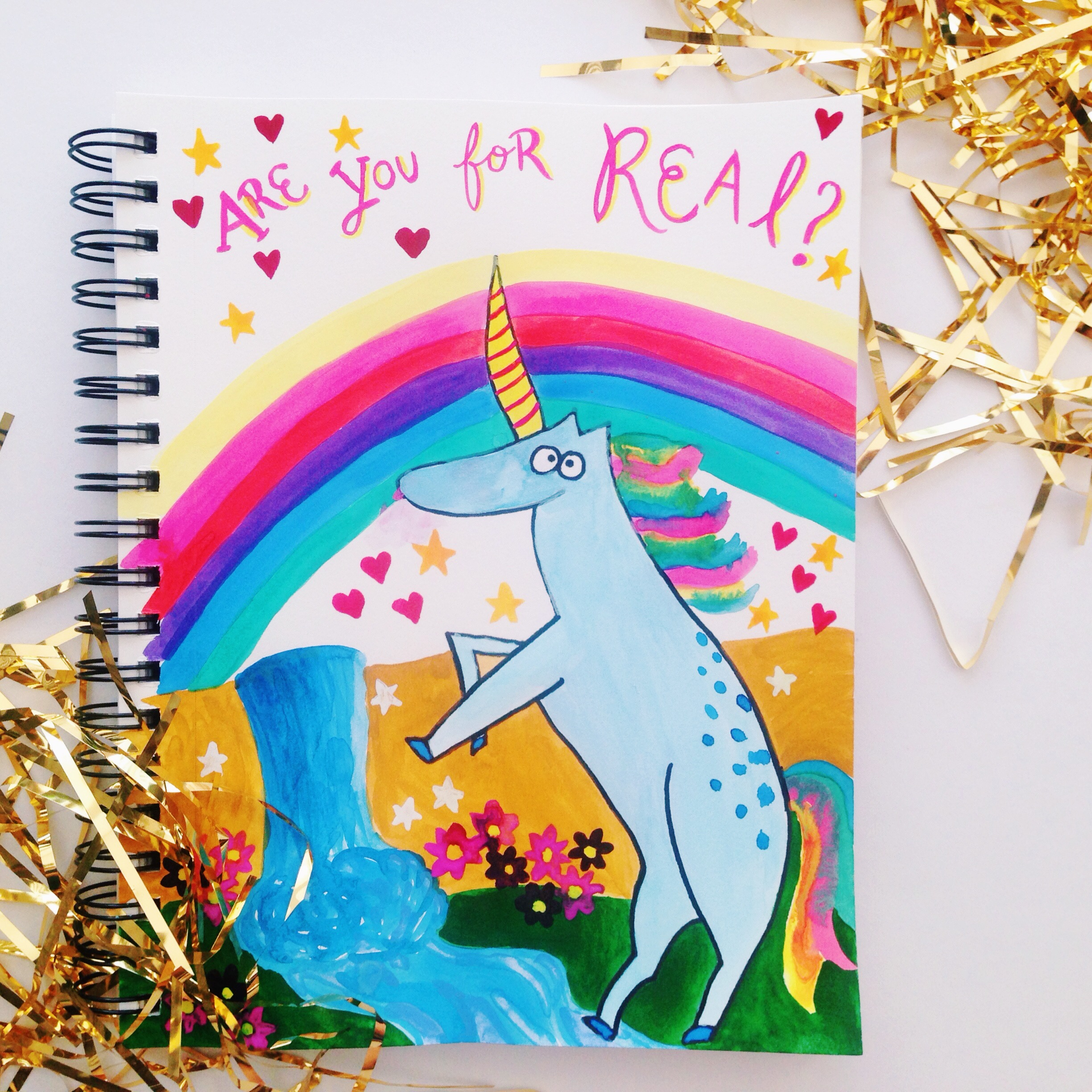 Real Life Unicorns • Your Biggest Fan, Grace